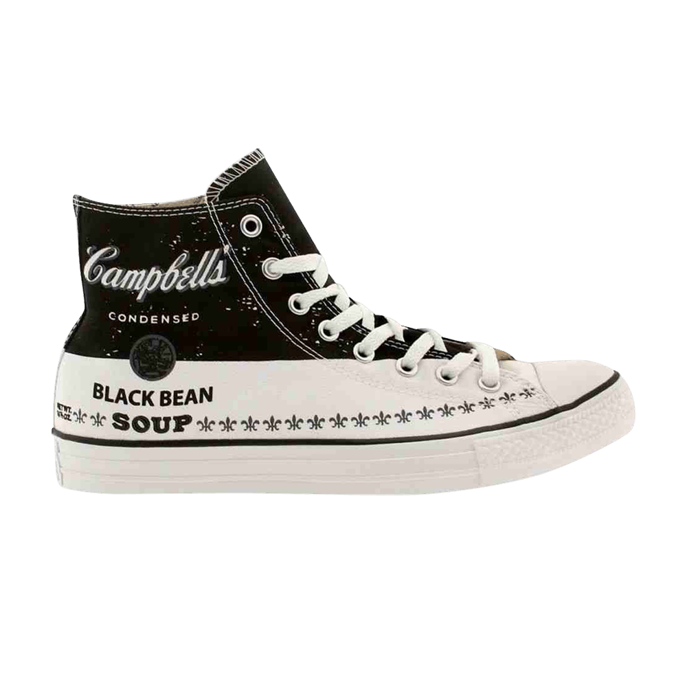 Andy Warhol x Chuck Taylor All Star Hi 'Campbell's Soup'
