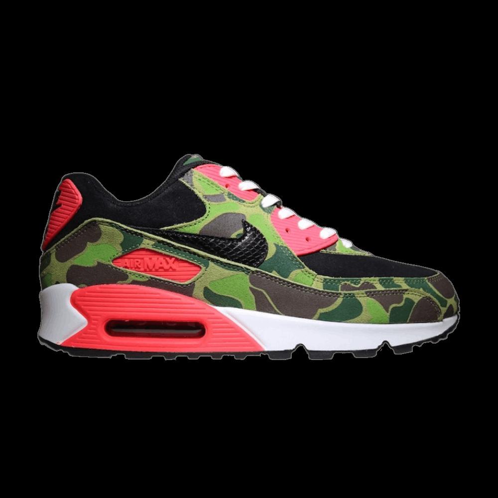 Atmos x Air Max 90 Premium 'Duck Camo' - Nike - 333888 025   GOAT