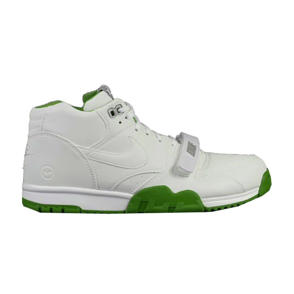 estético Capataz Desconocido  Fragment Design x Air Trainer 1 Mid SP 'White Chlorophyll' - Nike - 806942  113 | GOAT