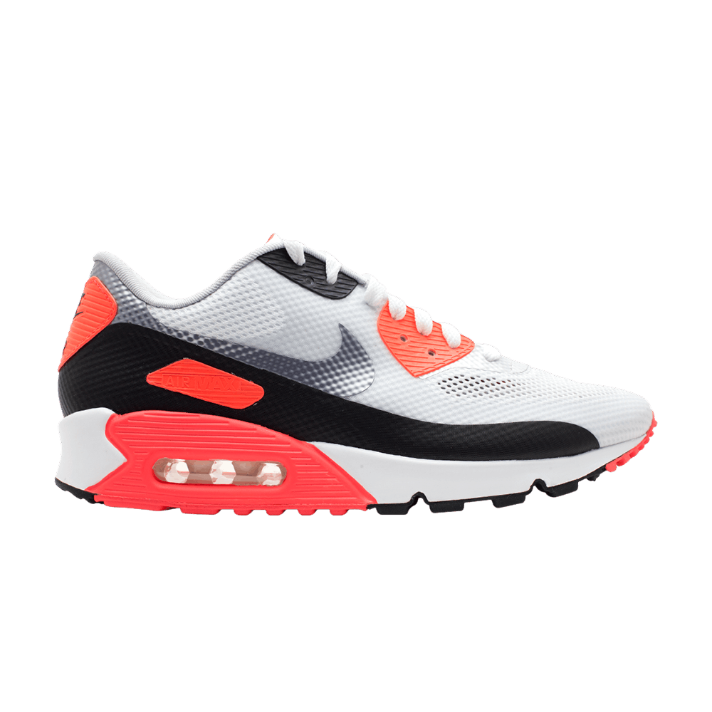 Air Max 90 Hyperfuse 'Infrared' - Nike - 548747 106   GOAT
