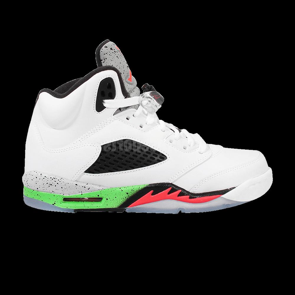 Air Jordan 5 Retro BG 'Pro Stars' - Air Jordan - 440888 115 | GOAT