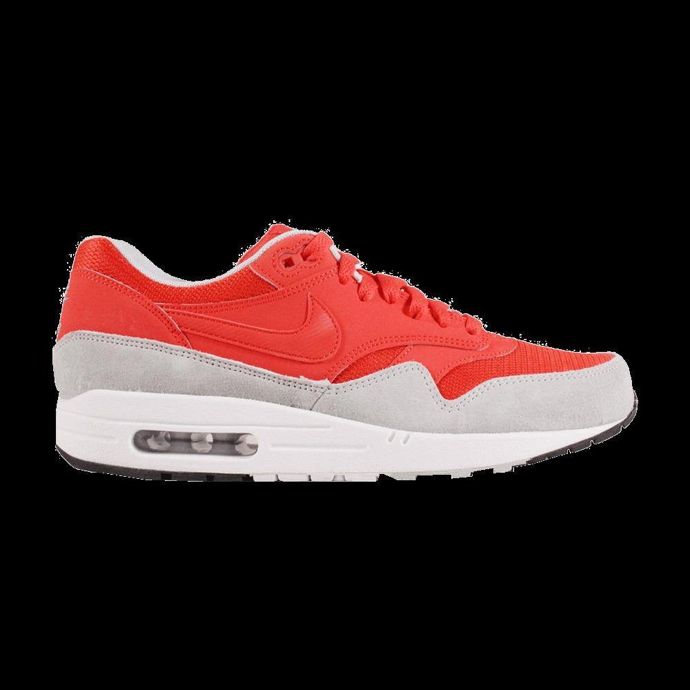 Air Max 1 Essential 'Daring Red' - Nike - 537383 600   GOAT