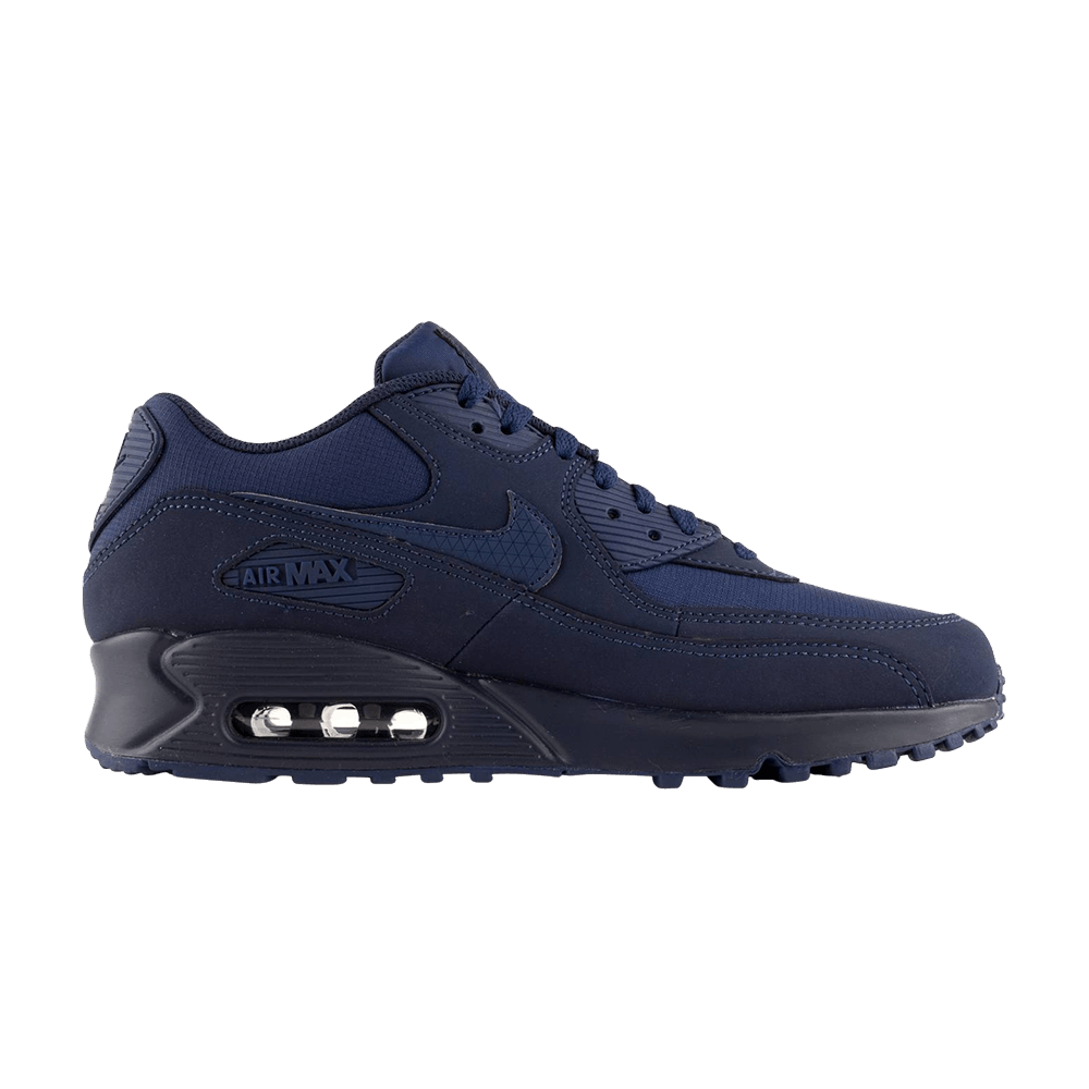 Air Max 90 Essential 'Midnight Navy' - Nike - 537384 412 | GOAT