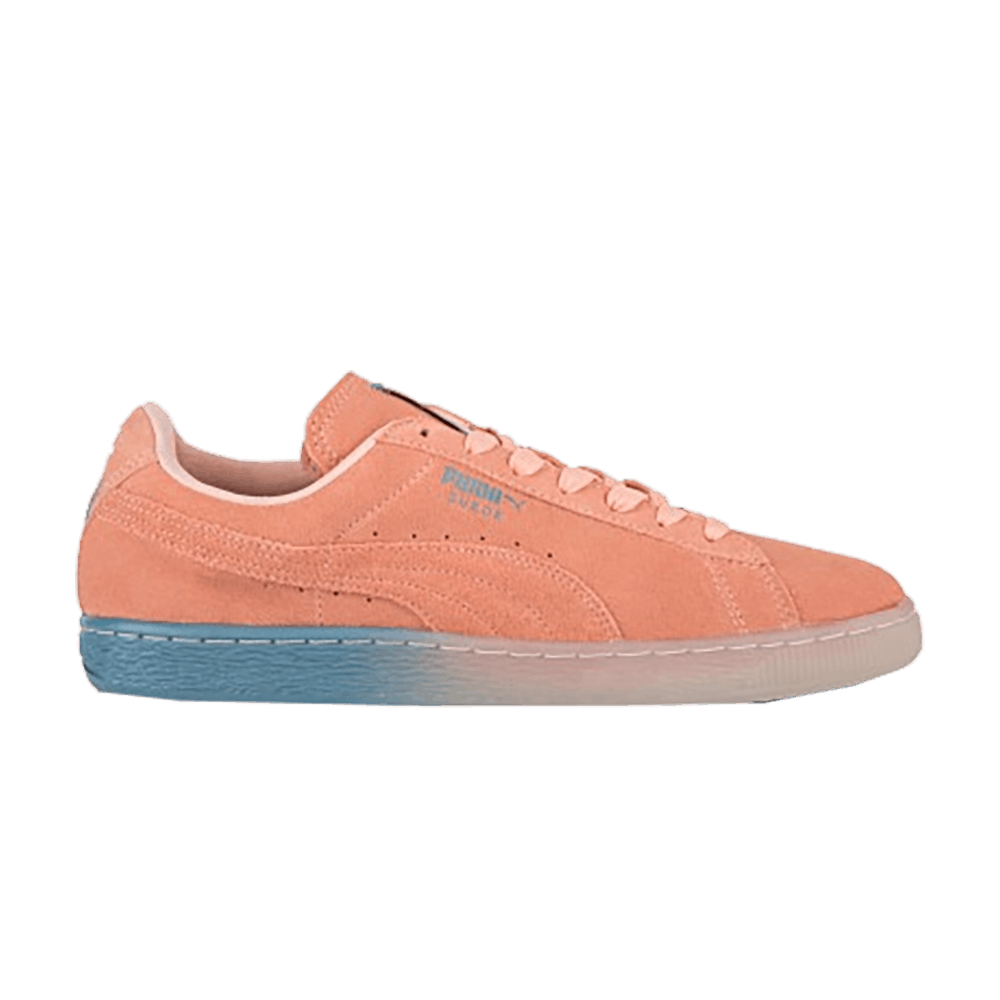 Pink Dolphin x Suede Classic 'Coral Pink'