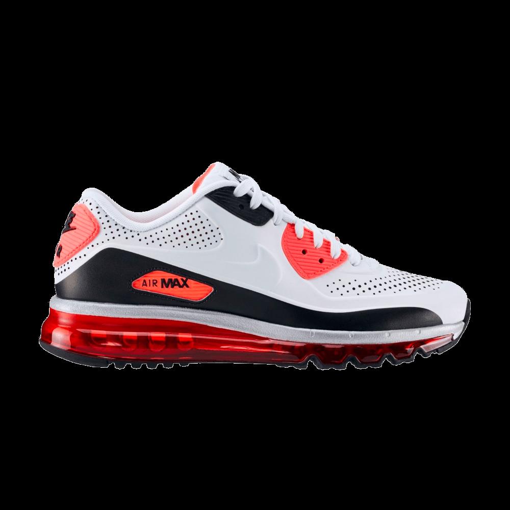 imagen Disfraces pulgar  Air Max 90-2014 LTR QS 'Infrared' - Nike - 646909 100 | GOAT