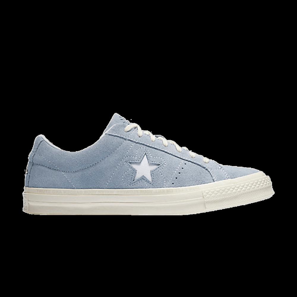 Golf Le Fleur X One Star Ox Airway Blue Converse 159432c Goat