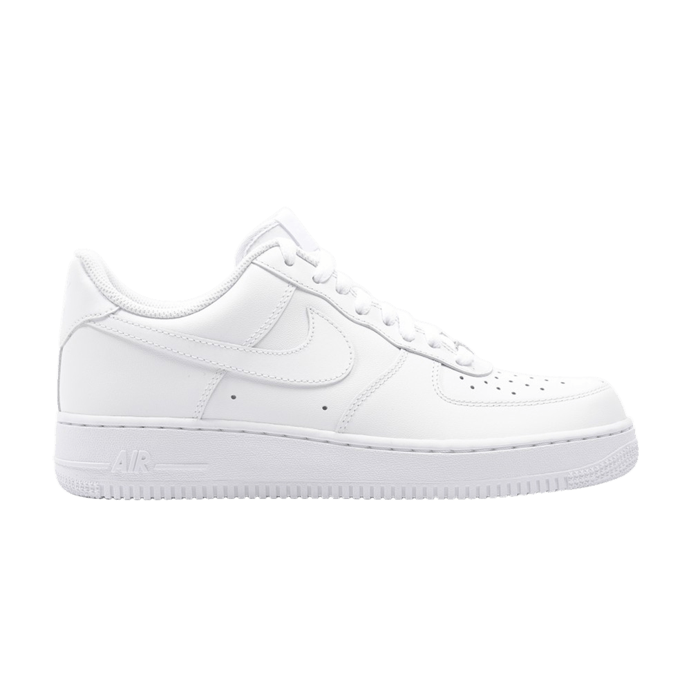 Off White X Air Force 1 07 Extra Credit Nike 315122 111 Ec