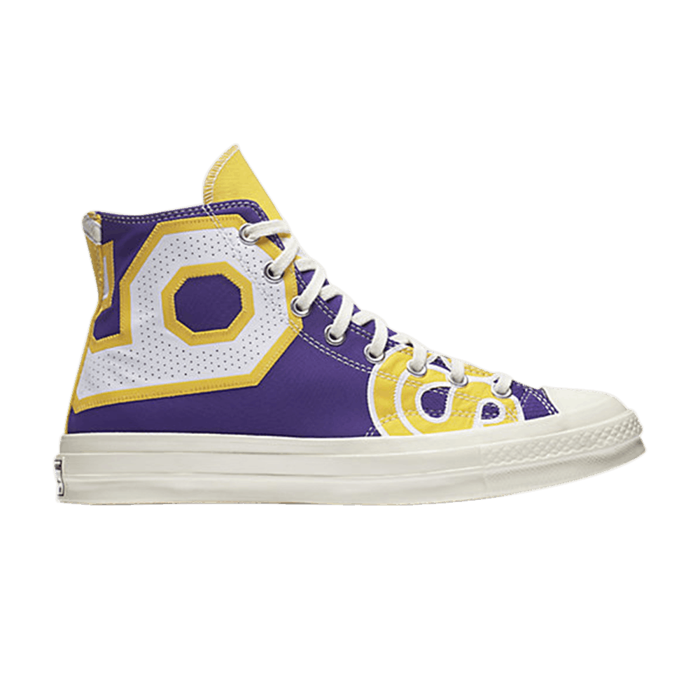 Chuck Taylor All Star High Premium 'Los Angeles Lakers'
