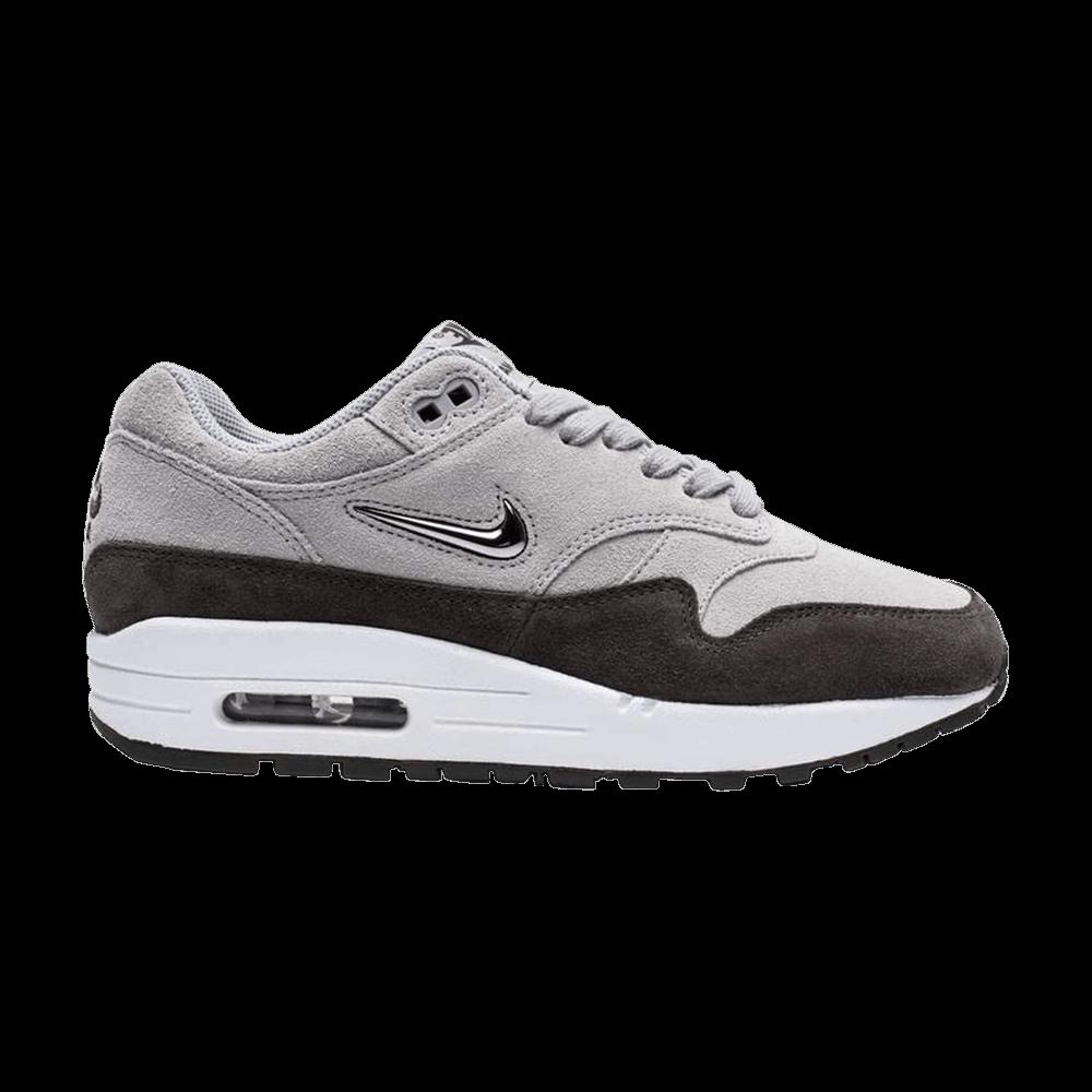 Wmns Air Max 1 Premium SC Jewel 'Wolf Grey' - Nike - AA0512 002 | GOAT