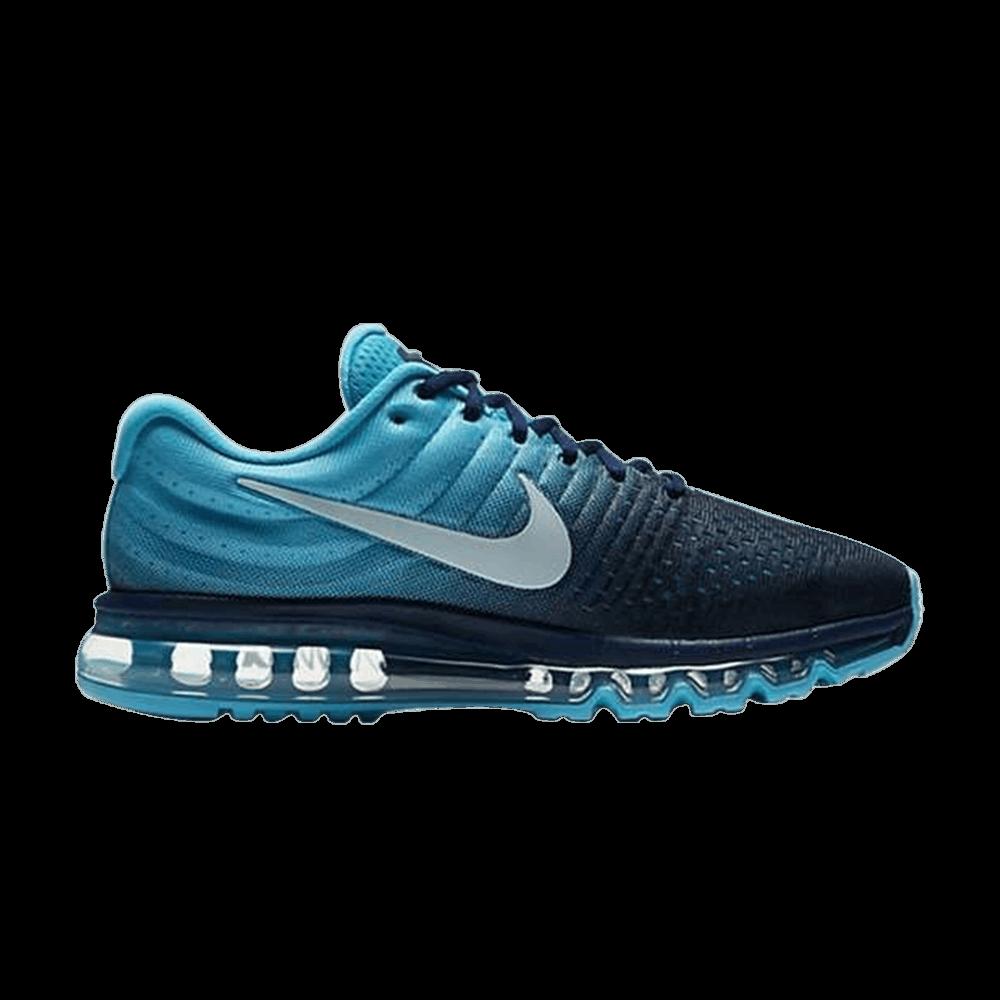 air max 2017 bleu homme