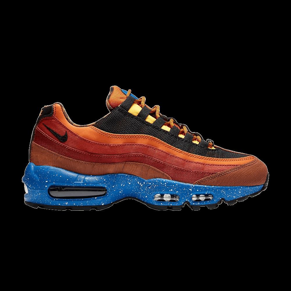 Air Max 95 Premium 'Campfire Pack' Nike 538416 600   GOAT