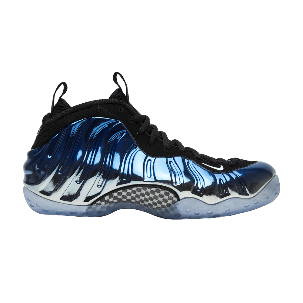 Weekly Wallpaper: Nike Air Foamposite One Metallic Silver Volt