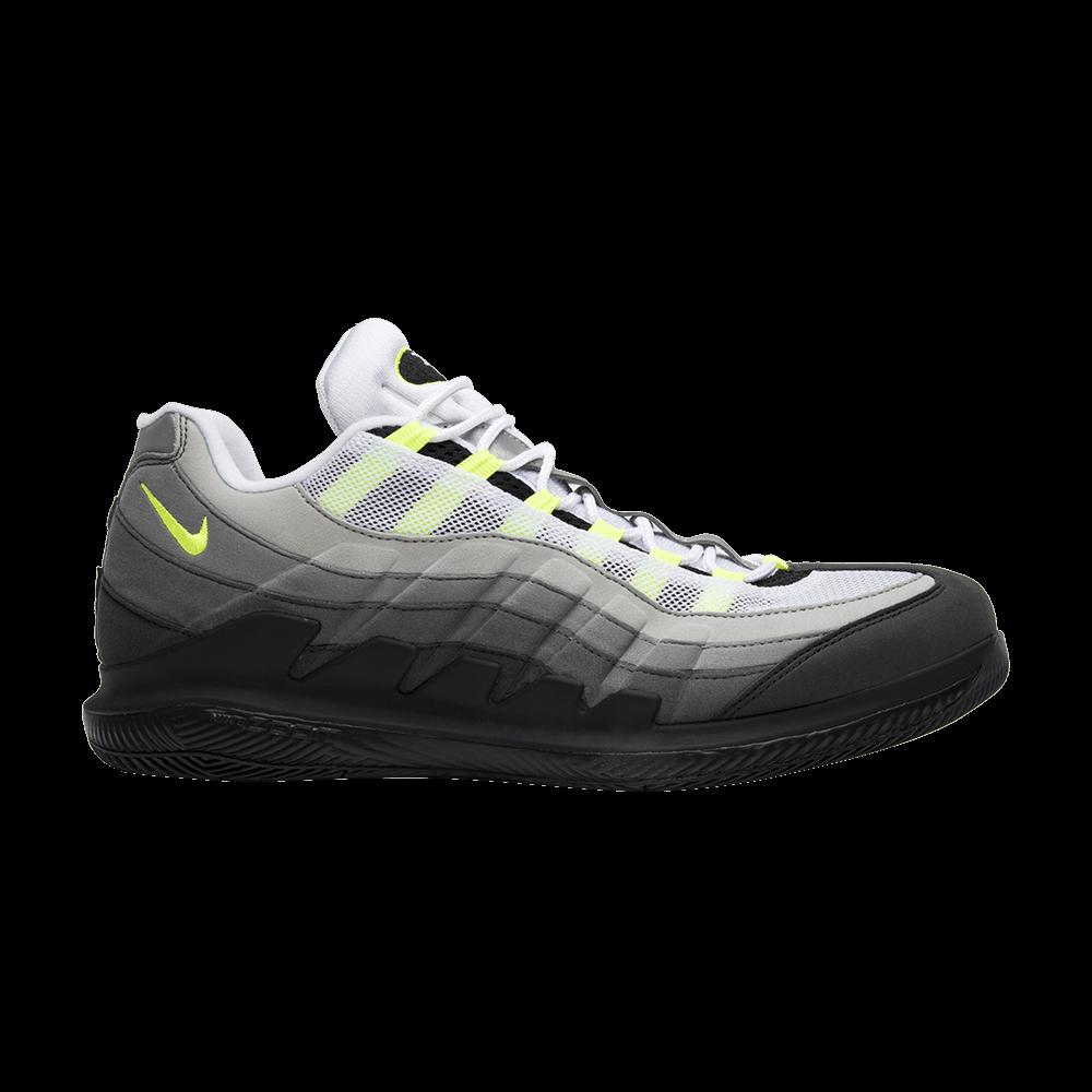 NikeCourt Vapor RF x Air Max 95 'Neon' - Nike - AO8759 078 | GOAT