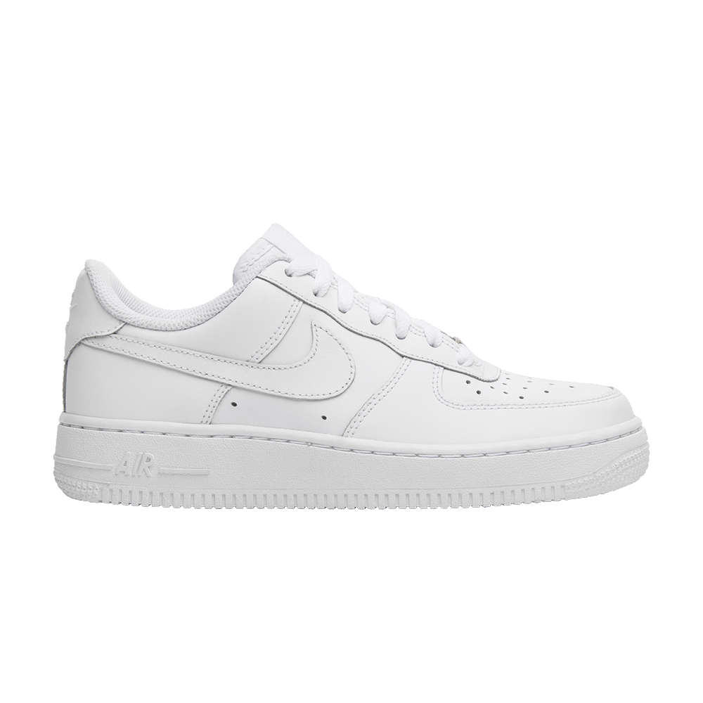Air Force 1 Low GS 'White' - Nike - 314192 117 | GOAT