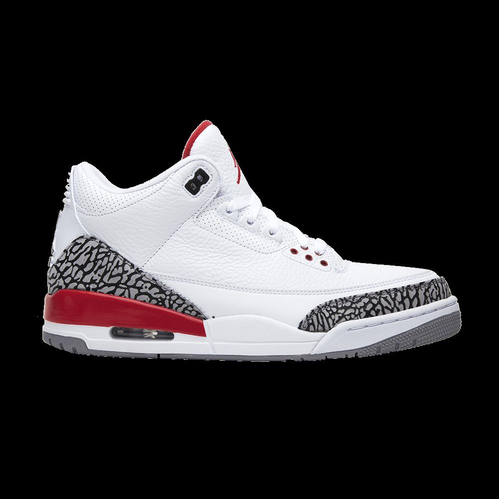 Air Jordan 3 Retro 'Hall of Fame' - Air Jordan - 136064 116 | GOAT