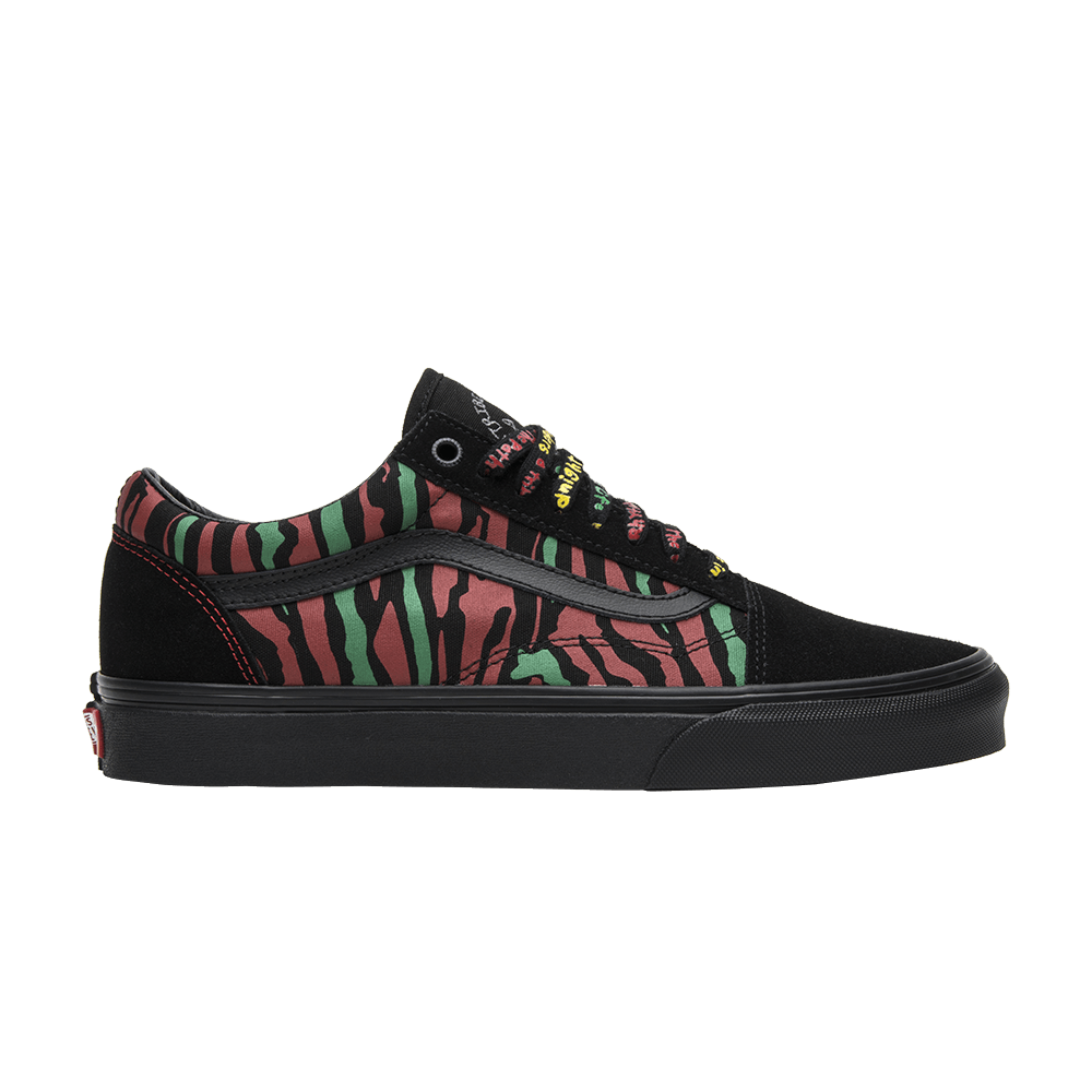 Vans Old Skool A Tribe Called Quest VN0A38G1Q4B