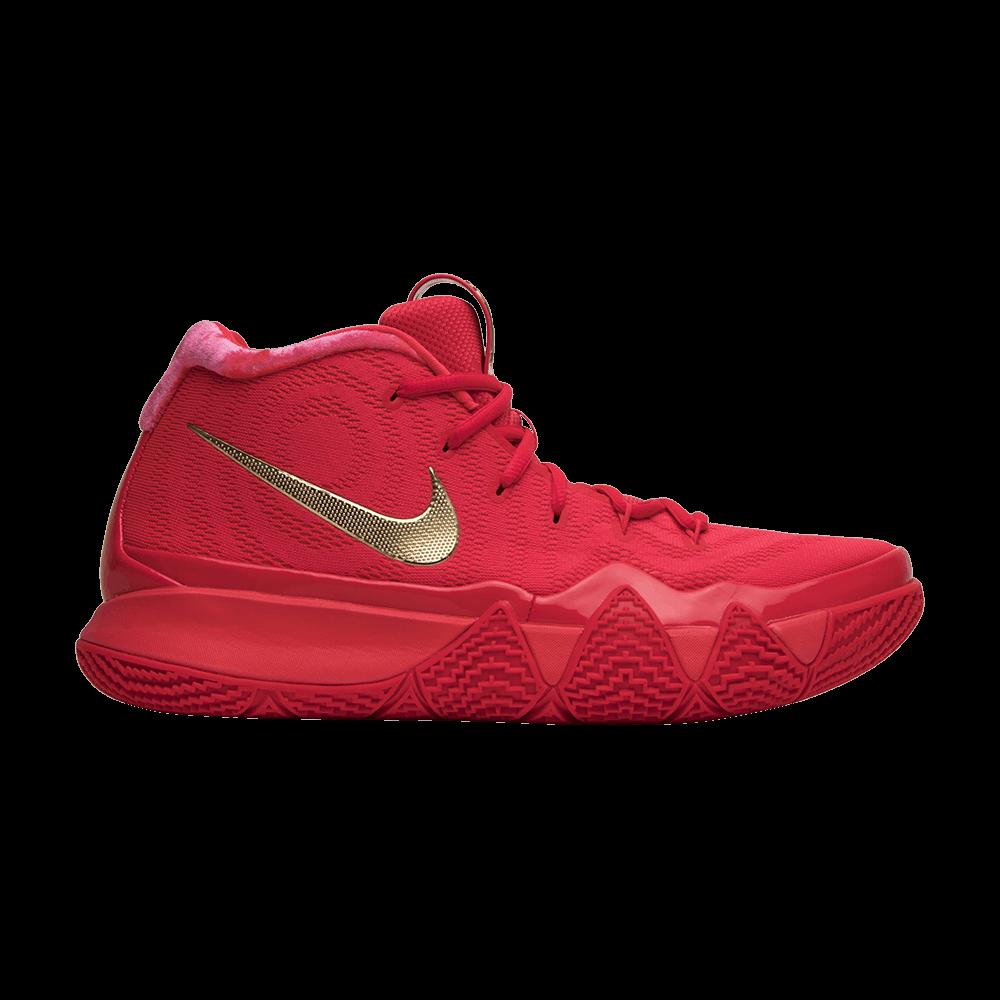 El actual paraguas Atajos  Kyrie 4 'Red Carpet' - Nike - 943806 602   GOAT