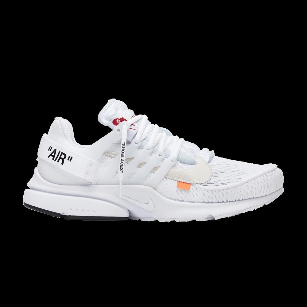 tema estante Elaborar  Off-White x Air Presto 'White' - Nike - AA3830 100   GOAT