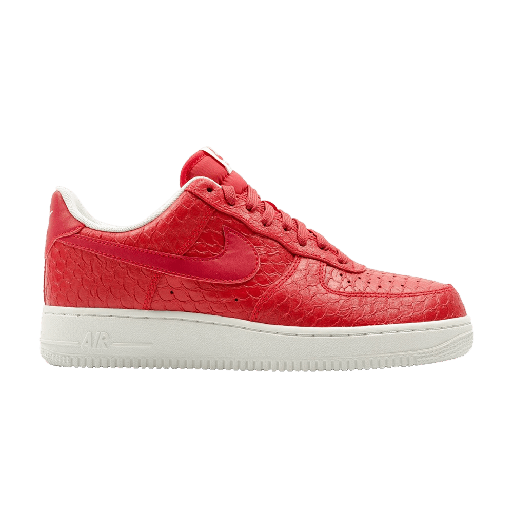Air Force 1 Low '07 LV8 'Red Croc'