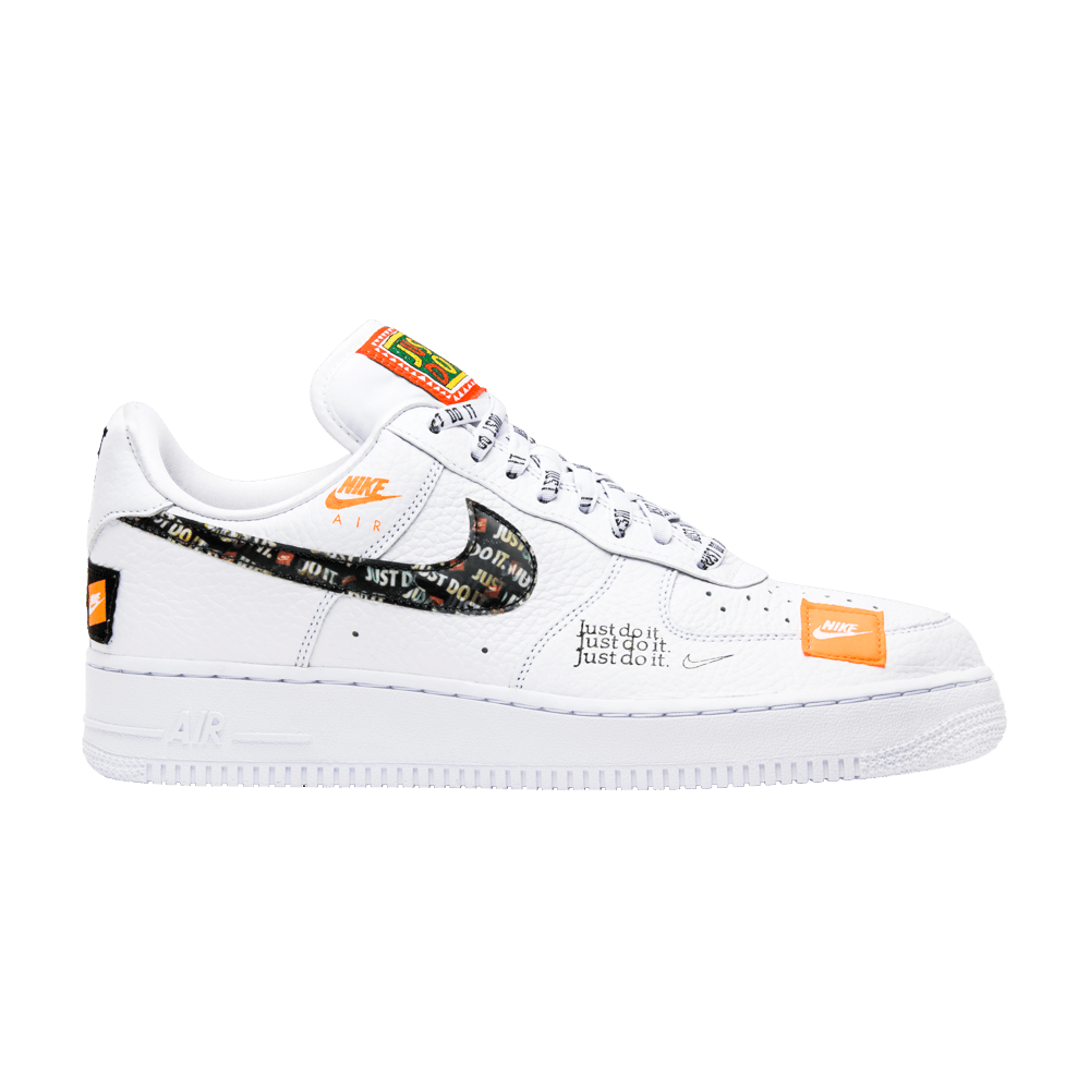 nike air force 1 just do it basse