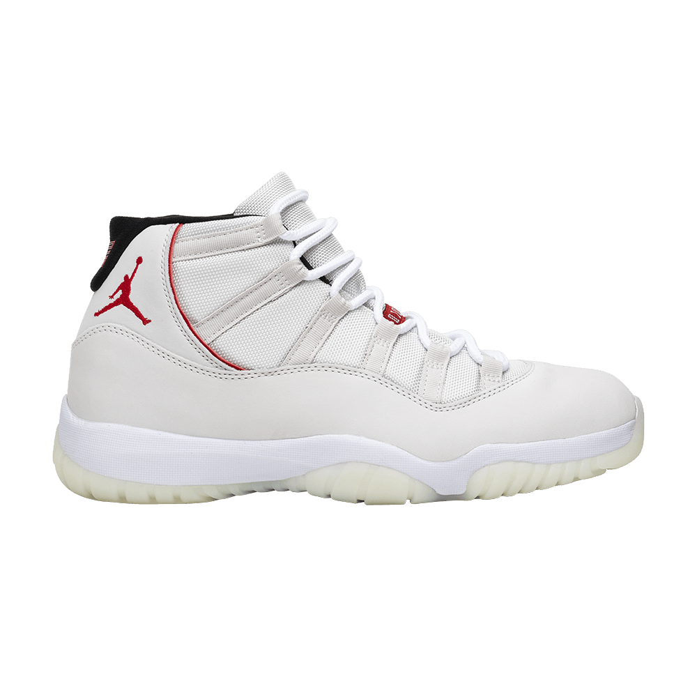 nike air jordan 11 retro platinum tint
