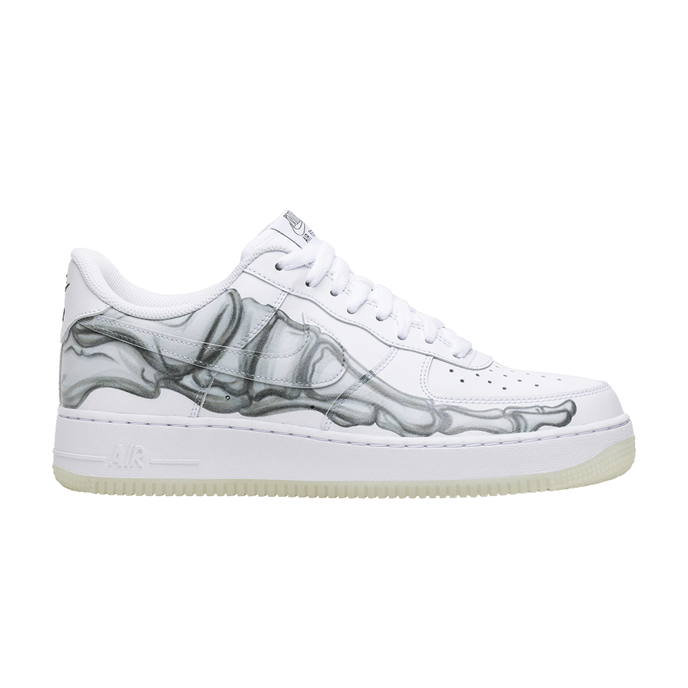 air force 1 nike skeleton
