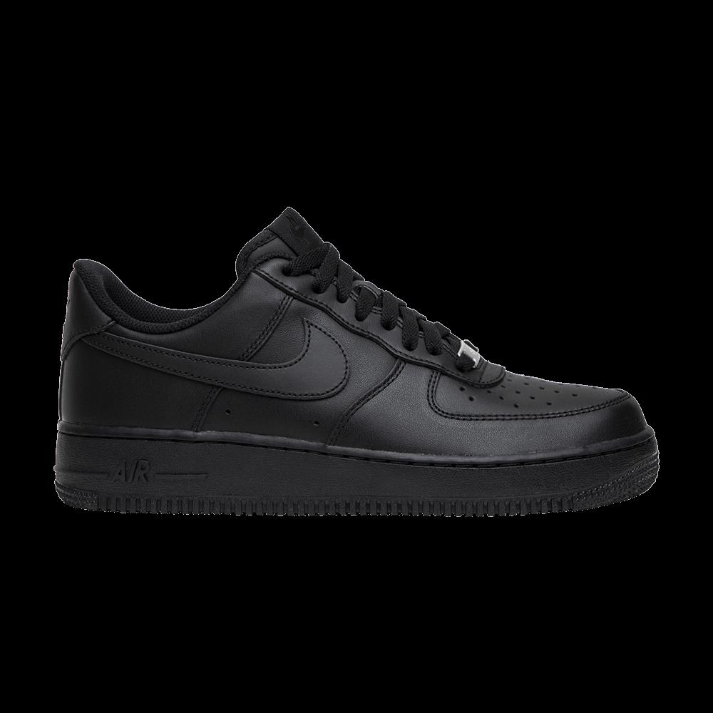 Air Force 1 '07 'Black' - Nike - 315122 001 | GOAT