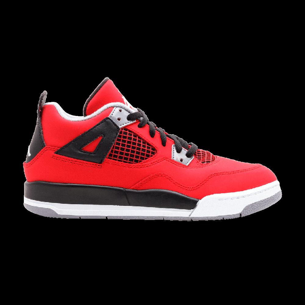 Air Jordan 4 Retro GS 'Toro Bravo'