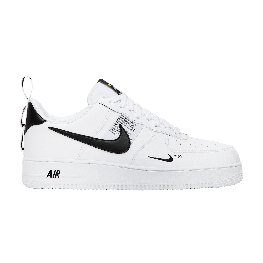 air force 1 low overbranding homme