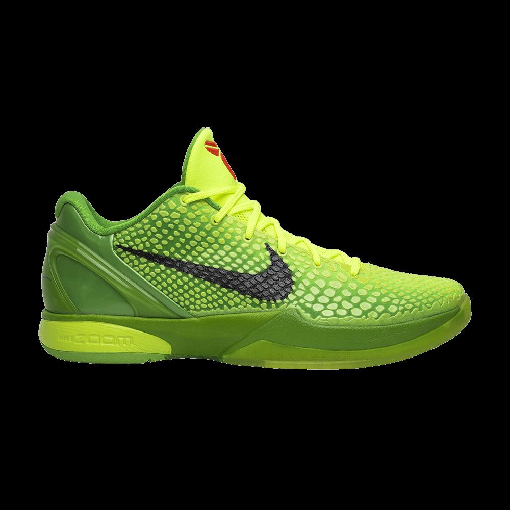 Zoom Kobe 6 'Grinch' - Nike - 429659 701   GOAT