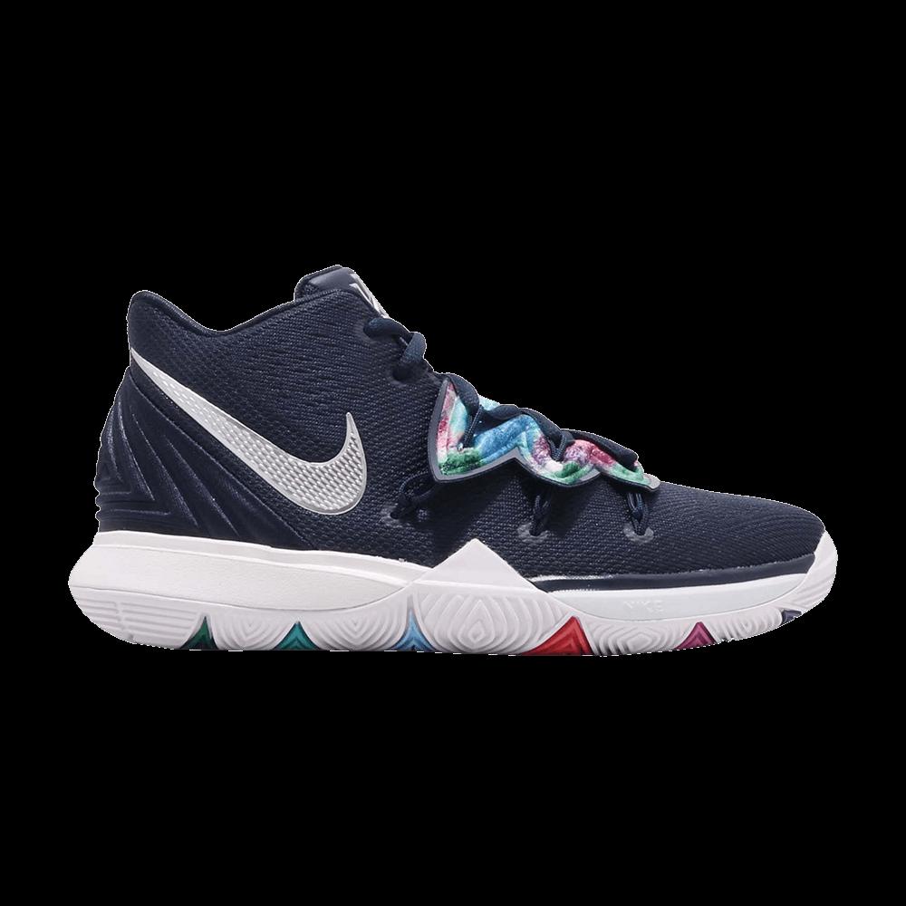 Kyrie 5 GS 'Galaxy' - Nike - AQ2456 900   GOAT