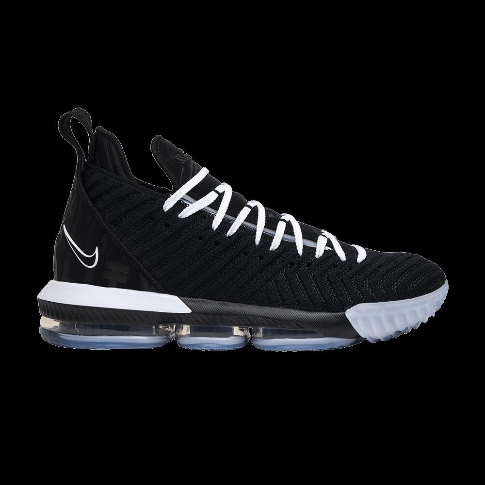 Lebron 16 Equality White Black Nike Bq5969 100 Goat