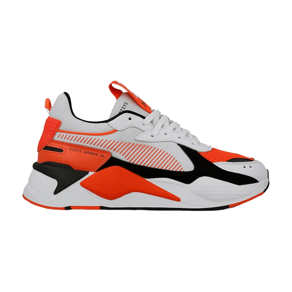 RS-X Reinvention 'Red Blast' - Puma - 369579 02 | GOAT