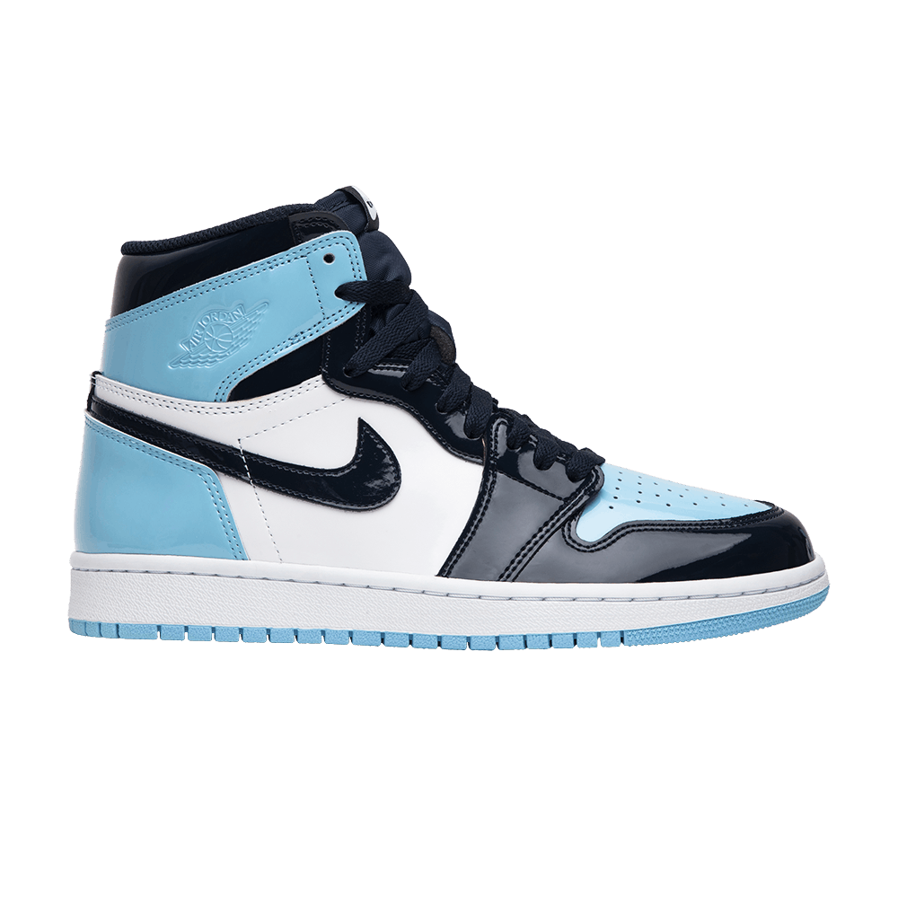 Wmns Air Jordan 1 Retro High Og Blue Chill Air Jordan Cd0461 401 Goat