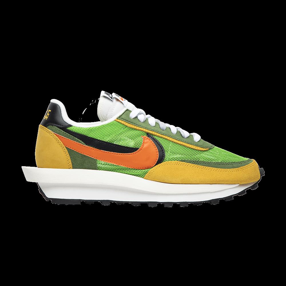 vacío cuscús ala  Sacai x LDWaffle 'Green Gusto' - Nike - BV0073 300   GOAT