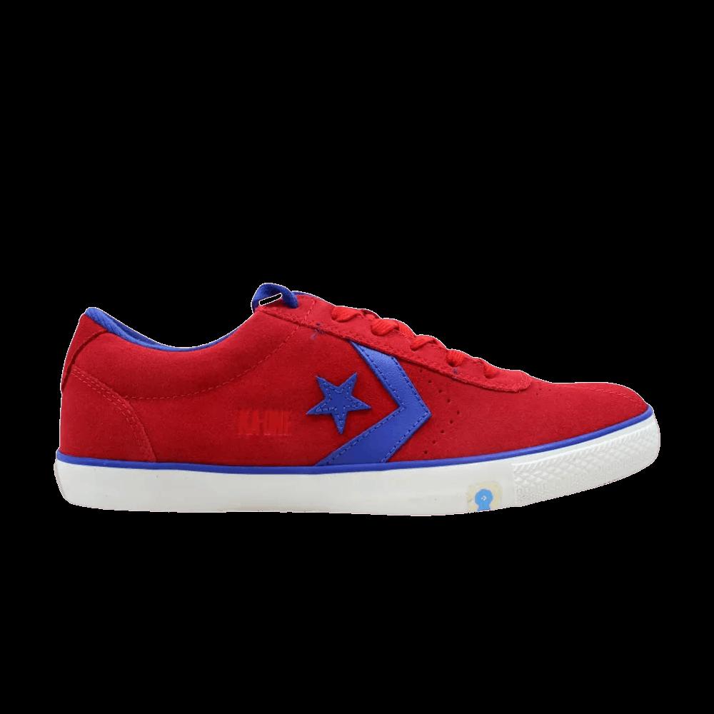 KA-One Vulc Ox 'Varsity Red Blue' - Converse - 136743C | GOAT