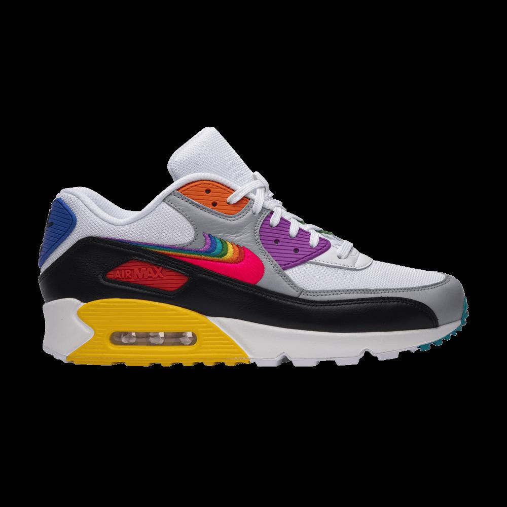 Air Max 90 'Be True' - Nike - CJ5482 100 | GOAT