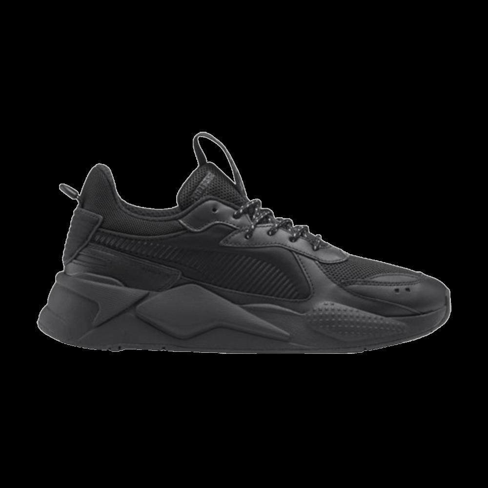 RS-X Core 'Triple Black' - Puma - 369666 02 | GOAT