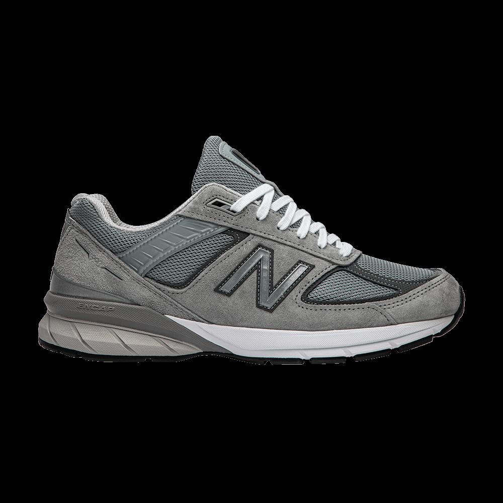 990v5 Made In USA 'Grey' - New Balance - M990GL5   GOAT