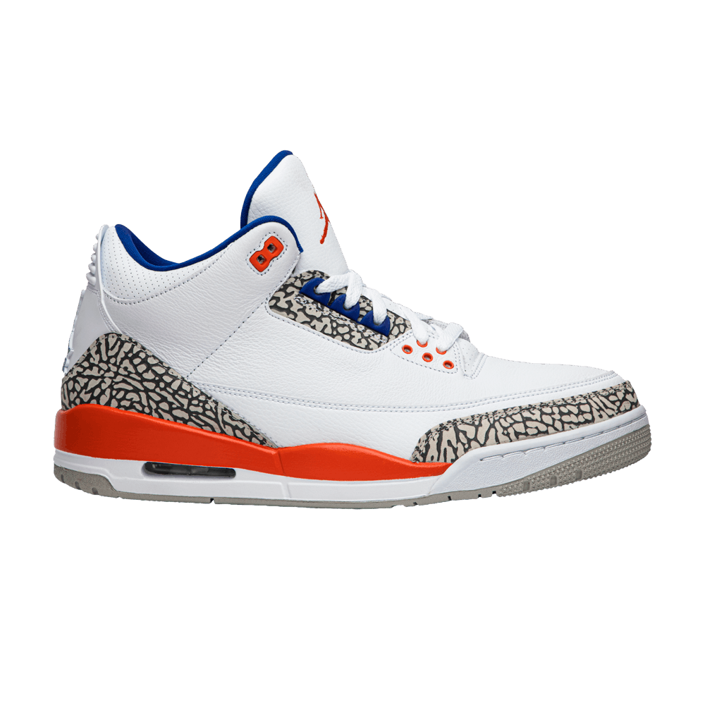 Jordans 3 Air Jordan 3 Retro 'Knicks' - Air Jordan - 136064 148 | GOAT