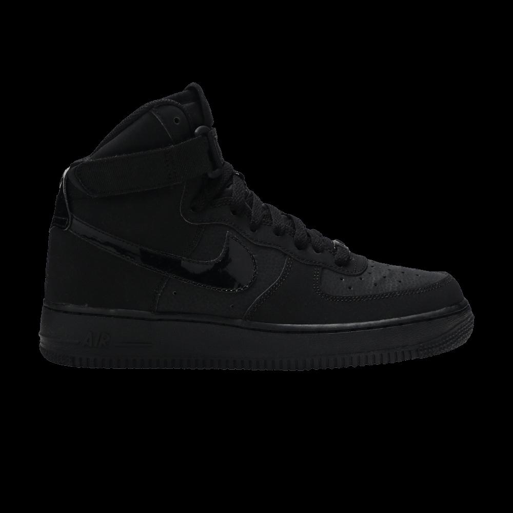 Air Force 1 High GS 'Black'