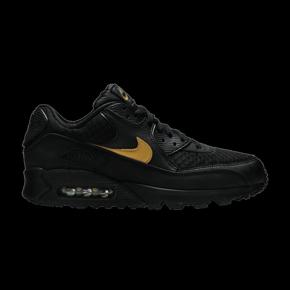 Air Max 90 Essential 'Black Gold' - Nike - AV7894 001 | GOAT