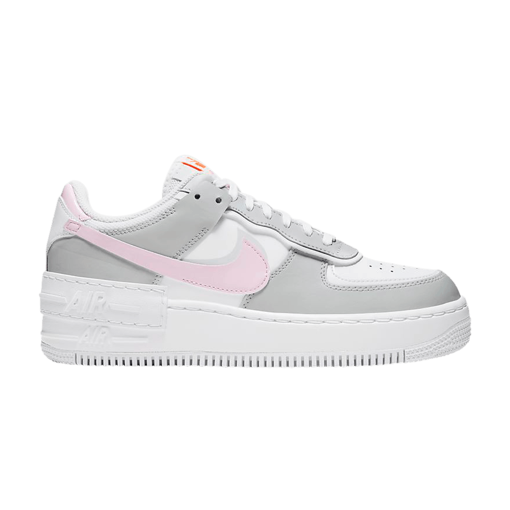 Wmns Air Force 1 Shadow Pink Foam Nike Cz0370 100 Goat If you're looking to get your hands on a pair of the nike air force 1 shadow in photon dust/pink foam, head over to nike where the chic design retails at £94.95 gbp (approximately $115 usd). wmns air force 1 shadow pink foam