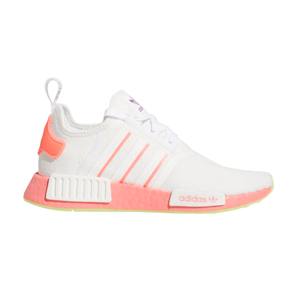Wmns Nmd R1 White Signal Pink Adidas Fy9388 Goat