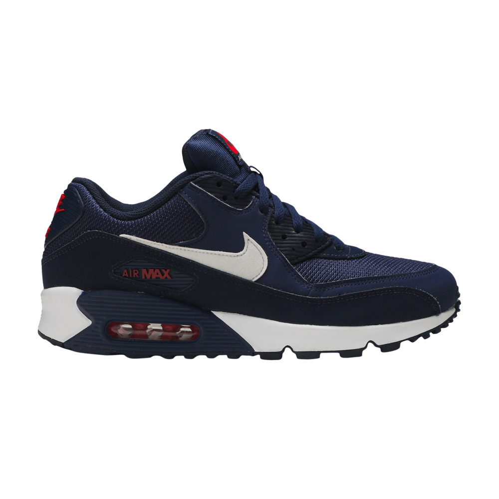 air max 90 essential blu navy
