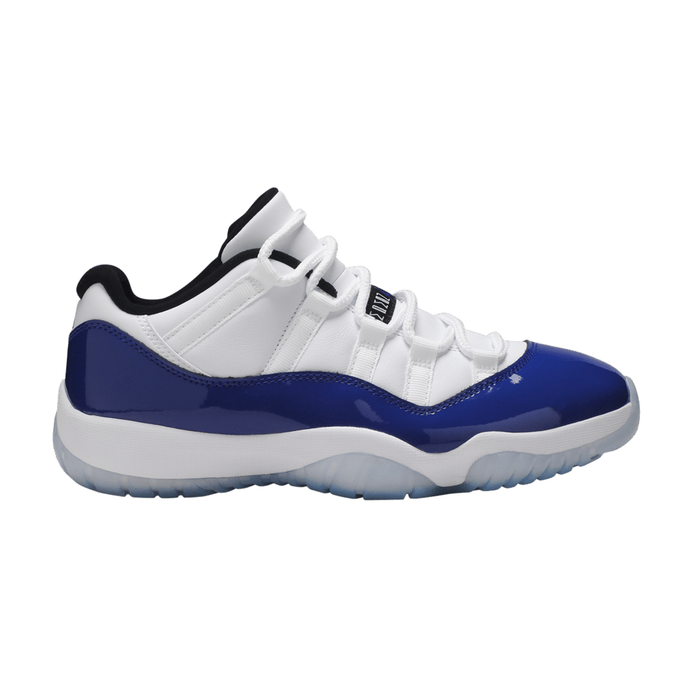 Wmns Air Jordan 11 Retro Low Concord Sketch Air Jordan Ah7860 100 Goat