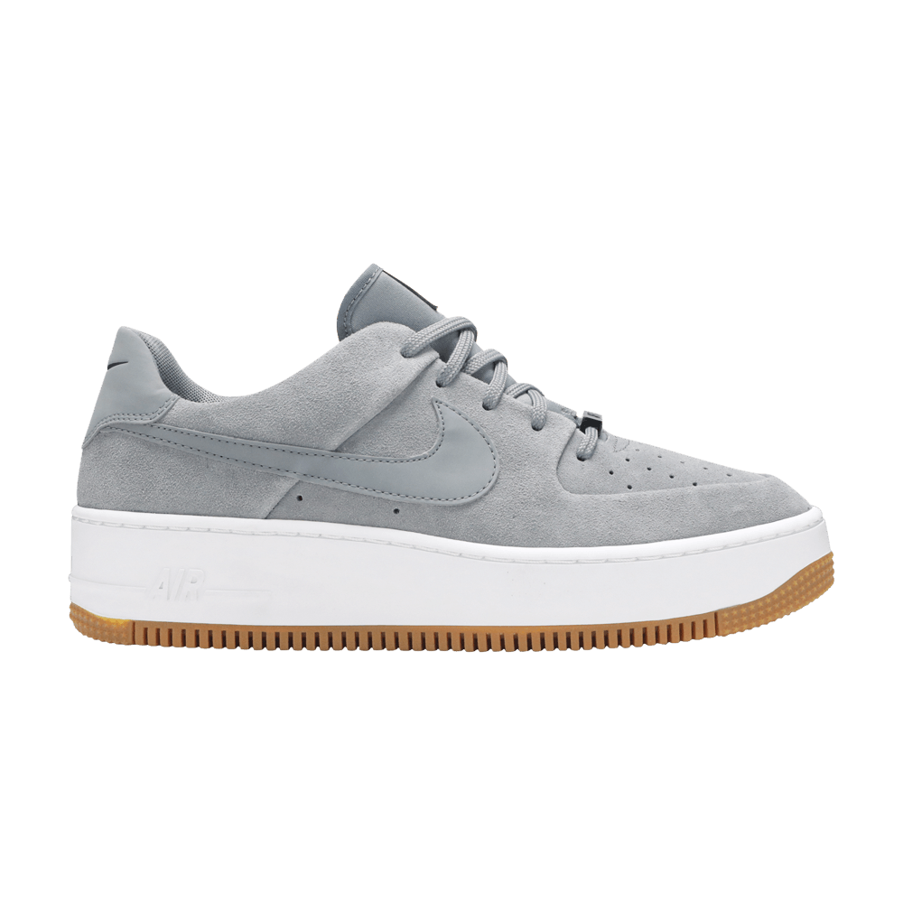 Wmns Air Force 1 Sage Low 'Cool Grey' - Nike - AR5339 003 | GOAT