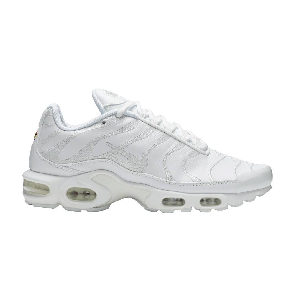 Air Max Plus TN 'Triple White' - Nike - AJ2029 100 | GOAT
