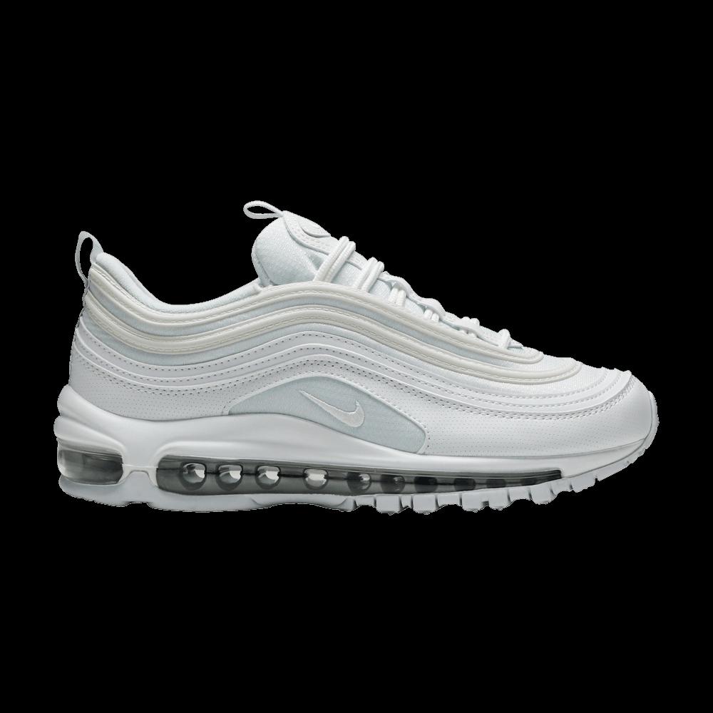 maratón No puedo Scully  Air Max 97 GS 'White Metallic Silver' - Nike - 921522 104 | GOAT