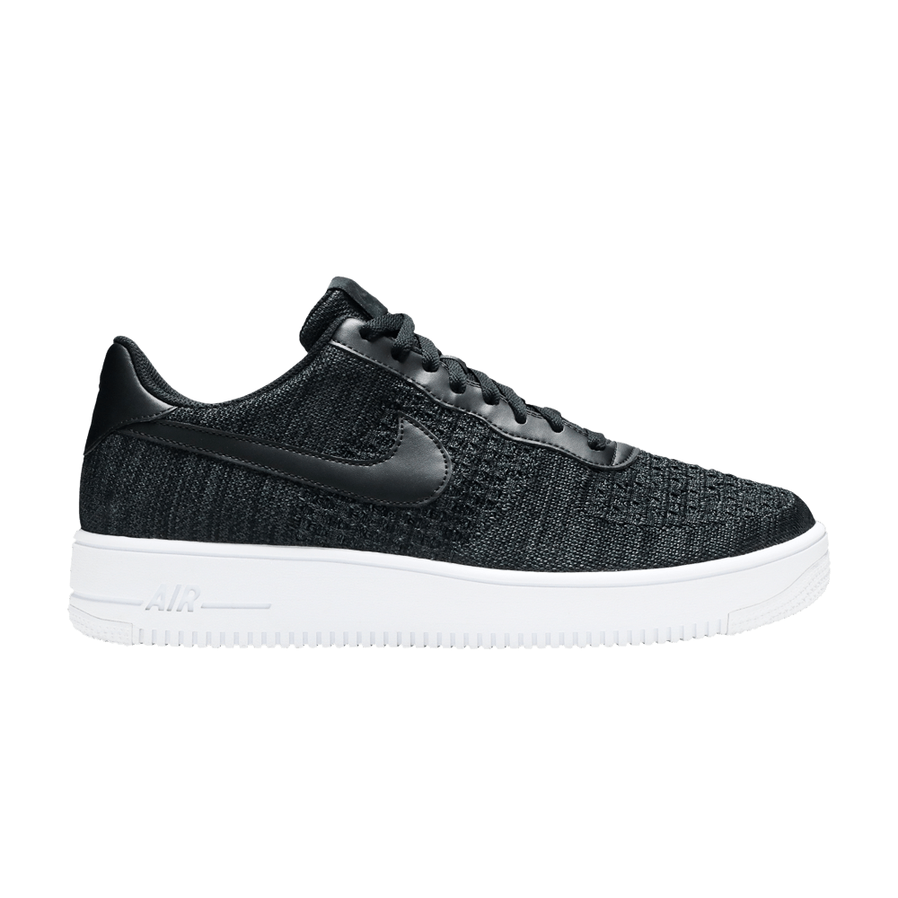 Air Force 1 Flyknit 2.0 'Black Anthracite' - Nike - CI0051 001 | GOAT